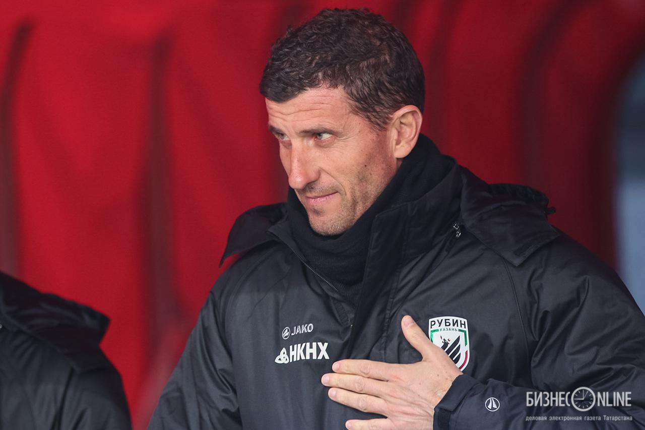 «Уотфорд» может уволить экс-тренера «Рубина» Грасию из-за худшего результата за 20 лет