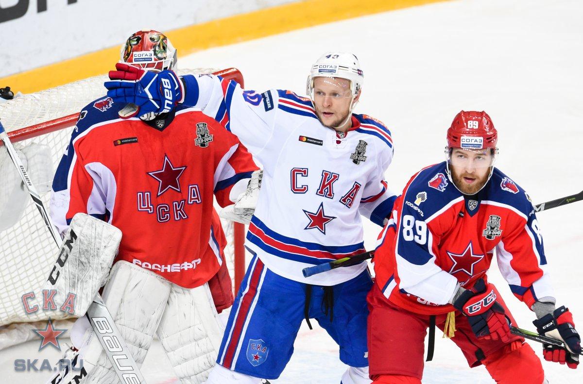 Как сыграют Сибирь и ЦСКА На что делать ставки на КХЛ 5 Октября 2018